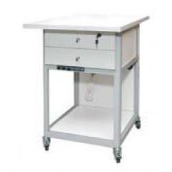 АРМ-5057-ESD — стол подкатной с ящиками с антистатической столешницей