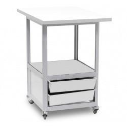 АРМ-5071 — стол подкатной с 2-мя ящиками