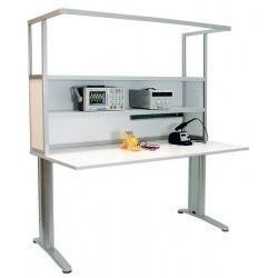 АРМ-4255-ESD — стол регулировщика радиоаппаратуры с антистатической столешницей