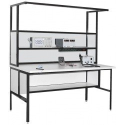 АРМ-4210-ESD — стол регулировщика радиоаппаратуры с антистатической столешницей