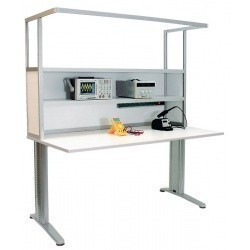 АРМ-4225-ESD — стол регулировщика радиоаппаратуры с антистатической столешницей