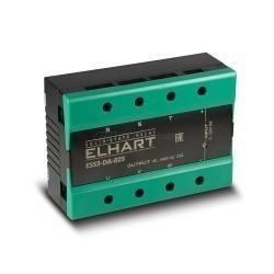 ESS3-DA: трехфазное твердотельное реле ELHART
