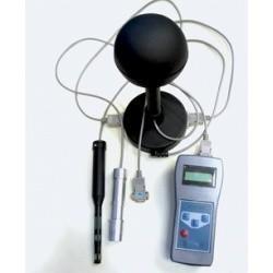 Метеометр МЭС-200А — прибор контроля параметров воздушной среды
