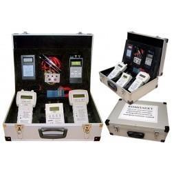 Комплект средств для диагностики параметров электро- и пожаробезопасности электроустановок зданий