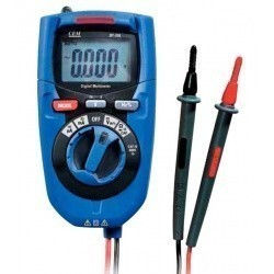 DT-218 — мультиметр цифровой