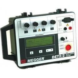 DET 2/2 Высокоточный прибор для измерения сопротивления заземления