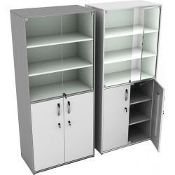 Общелабораторный шкаф для хранения посуды, документов ТЕРМЭКС ШЛ-90.50.202.M