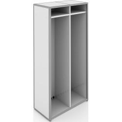 Общелабораторный шкаф для хранения одежды ТЕРМЭКС ШДО-90.50.202.П
