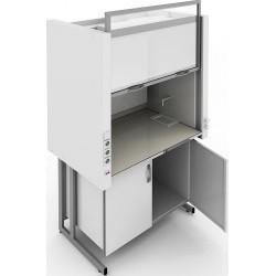 Лабораторный вытяжной шкаф общего назначения ТЕРМЭКС ШВ-СТЛ.120.КРМ