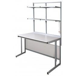 Лабораторный стол ТЕРМЭКС СЛ-150.64.76.КРГ