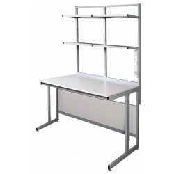 Лабораторный стол ТЕРМЭКС СЛ-150.64.76.КРМ