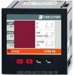 Анализатор электроэнергии CVM 96