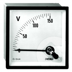 Вольтметры постоянного тока