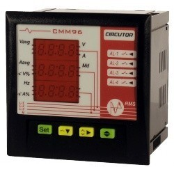 Цифровые приборы серии CMM 96