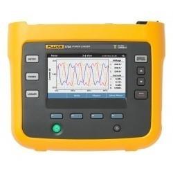 Fluke 1738 — регистратор качества электроэнергии для трехфазной сети