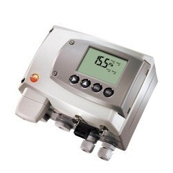 Testo 6351 (0555 6351) — трансмиттер дифференциального давления для установки в нормальных зонах