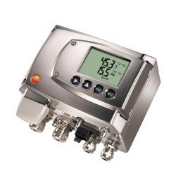 Testo 6381 (0555 6381) — трансмиттер дифференциального давления для установки в нормальных зонах