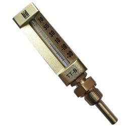Жидкостной виброустойчивый термометр ТТ-В БД