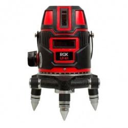 RGK LP-61 — лазерный нивелир