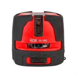 RGK UL-360 — лазерный нивелир