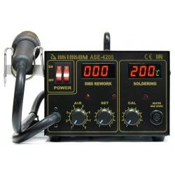 ASE-4205 — многофункциональная ремонтная паяльная станция