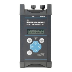 CTH100A — радиотестер