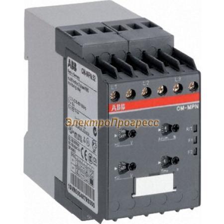 ABB CM-MPN - реле контроля без контр нуля