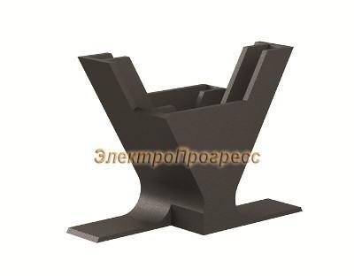 Кабельный держатель для крепления в треугольник тип2
