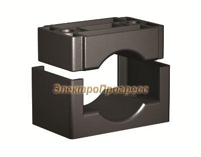 Кабельный держатель для крепления одножильный и многожильный кабелей