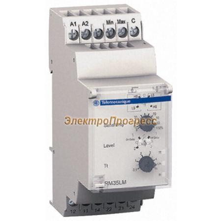 SE Telemecanique Реле контроля уровня резистивный вход