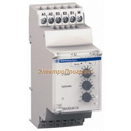 SE Telemecanique Реле контроля напряжения 1-100V