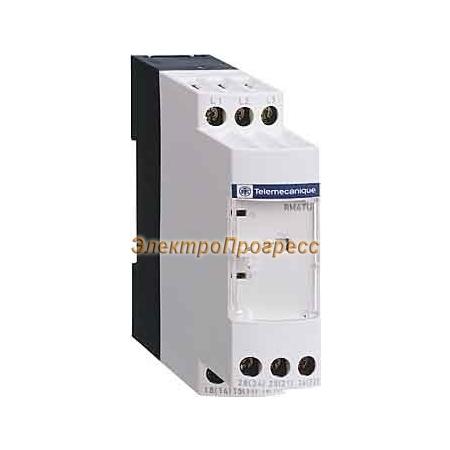 SE Telemecanique Реле контроля 3-фазной сети 380/500В