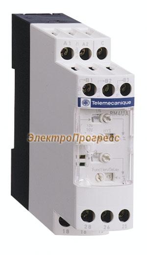 SE Telemecanique Реле измерения напряжения 30-500V, ~/=24-240V