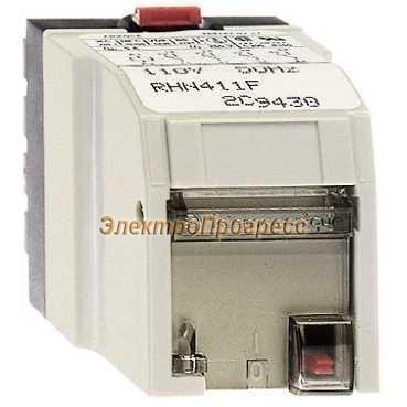 SE Telemecanique Реле промежуточное 4 перекидных контакта, 24В