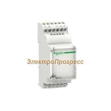 SE Telemecanique Реле контроля фаз и температуры мотора