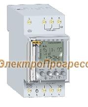 SE Реле времени электронное IHP+1C 24ч + 7дн 1кан.