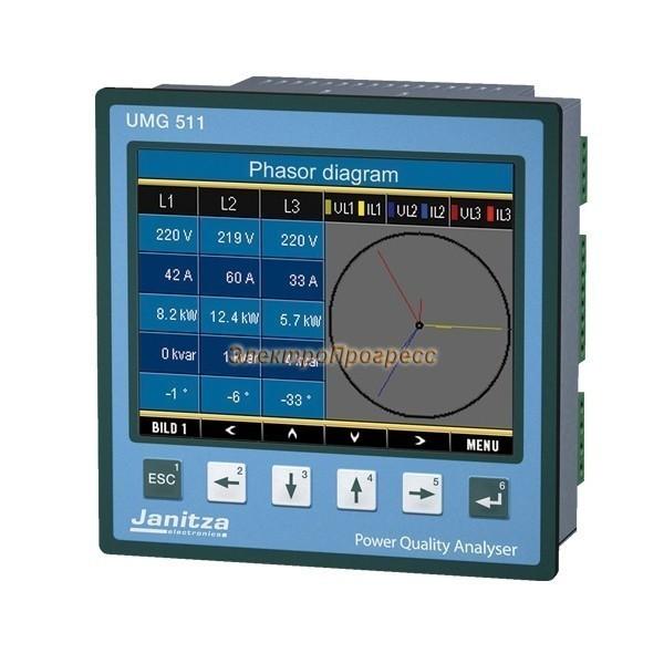 UMG 511 анализатор качества электроэнергии
