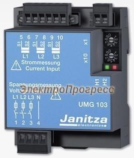 UMG 103 - многофункциональный измерительный прибор
