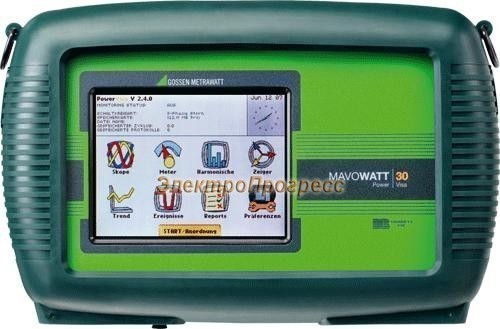 MAVOWATT 30 - анализатор качества электроэнергии