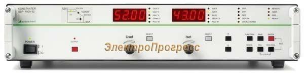 SSP-KONSTANTER 1000 - лабораторные источники питания постоянного тока