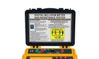 Новый цифровой портативный миллиомметр 4338 mO от компании SEW: «Качество, надежность и лёгкость управления»