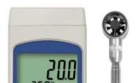 Новый анемометр-регистратор Актаком АТЕ-1037 с телескопической миникрыльчаткой