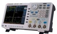 Новую серия двухканальных универсальных генераторов Актаком с сенсорным дисплеем