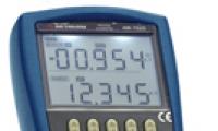 АМ-7025 — лидер среди компактных калибраторов!
