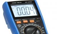 Новый портативный цифровой TrueRMS мультиметр Актаком АММ-1012