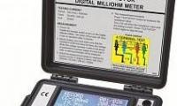 Новые приборы компании SEW: миллиомметр, ваттметр и высоковольтная штанга