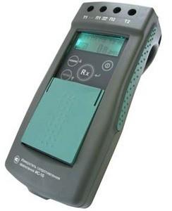 ИС-10 (комплектация с клещами) - измеритель сопротивления заземления