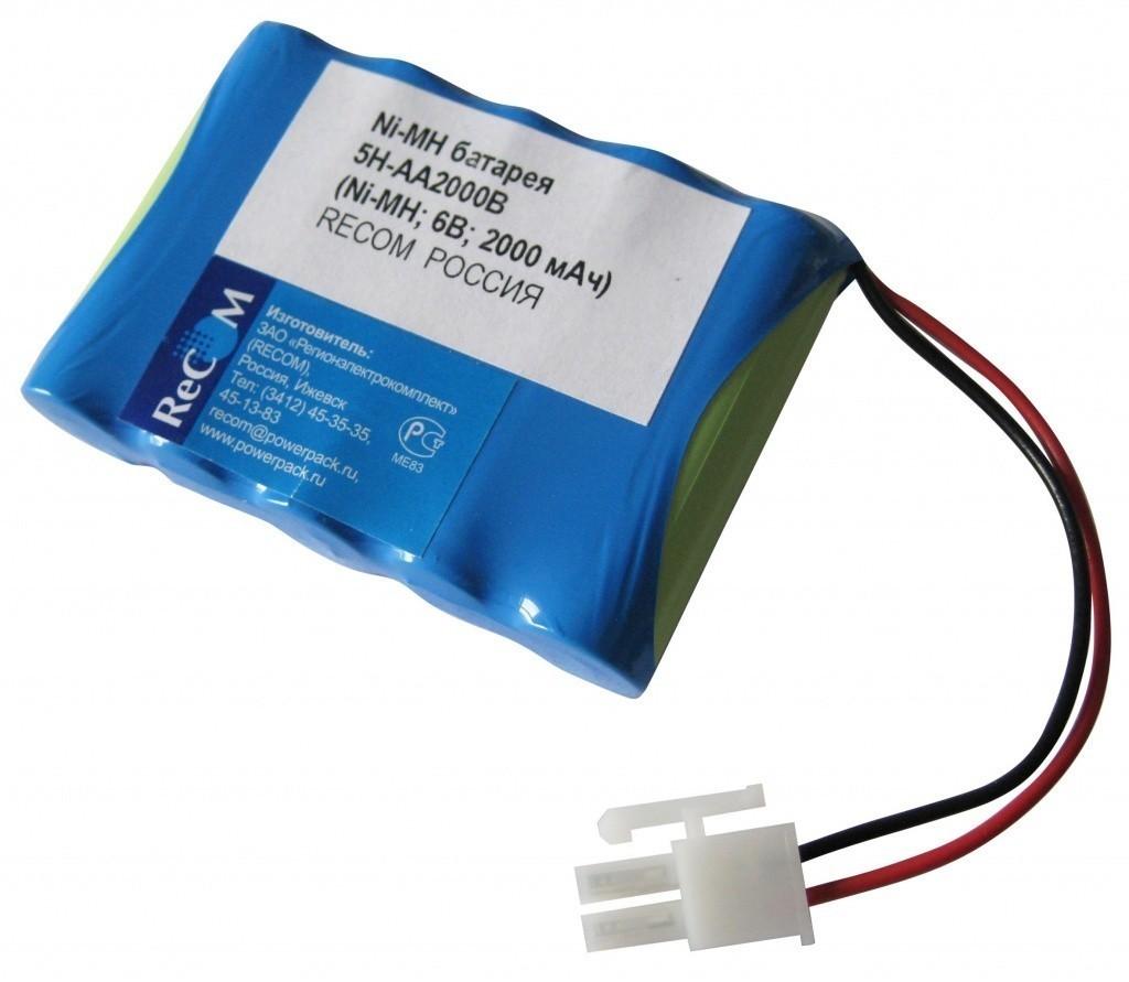 Аккумулятор РАМП.436244.005 5Н-АА2000В