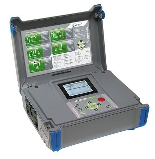 MI 3201 TeraOhm 5 kV Plus - многофункциональный измеритель параметров изоляции
