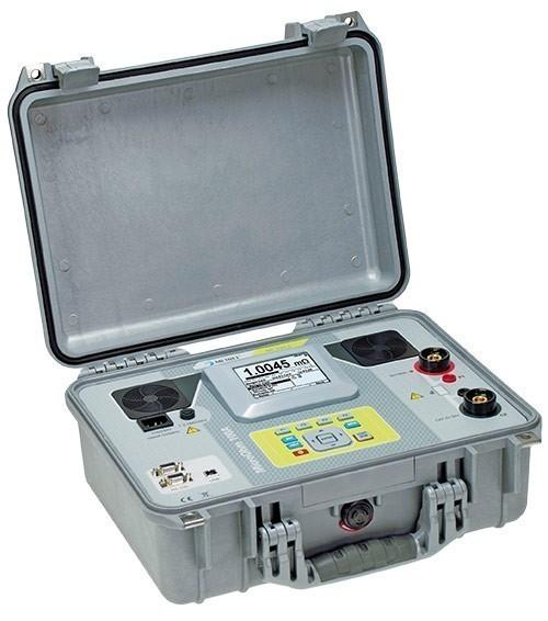 Metrel MI 3252 MicroOhm 100A - микроомметр